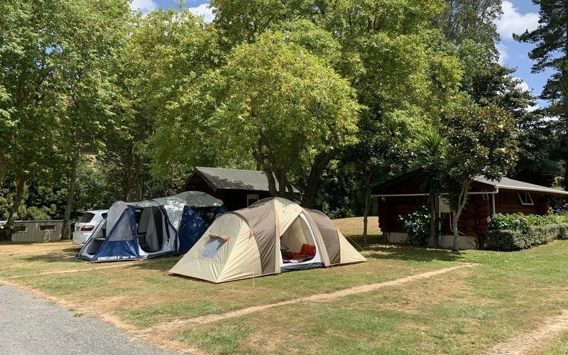 Powered / Unpowered Campsites